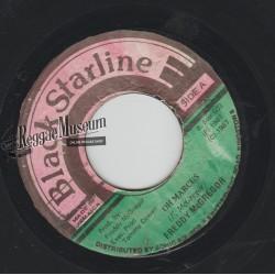 "Freddie McGregor - Oh Marcus - Black Starline 7"""