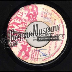 "Freddie McGregory - Dont Hurt My Feelings - Power House 7"""
