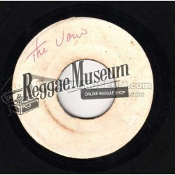 Gene & Eunice - The Vow - blank 7""