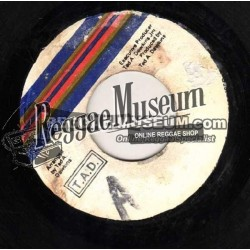 """Gregory Isaacs - Easy Lover - TAD 7"""""""