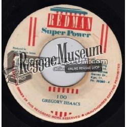 """Gregory Isaacs - I Do - Redman 7"""""""