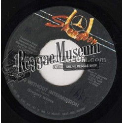 """Gregory Isaacs - Love Without Permission - Skengdon 7"""""""