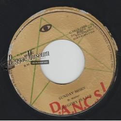 """Gregory Isaacs - Sunday Morning - DANCS 7"""""""