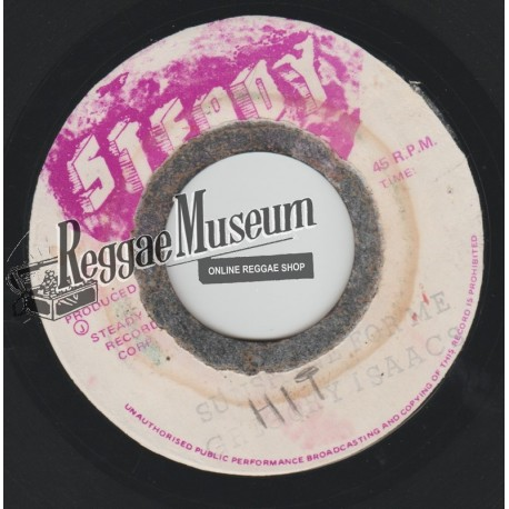 """Gregory Isaacs - Sunshine For Me - Steady 7"""""""
