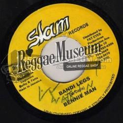 "Beenie Man - Bandy Legs - Slam 7"""