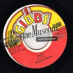 """George Nooks - Sadie - Joe Gibbs 7"""""""