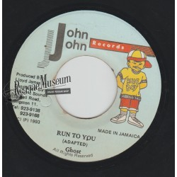 "Ghost - Run To You - John John 7"""
