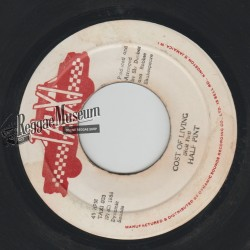"""Half Pint - Cost Of Living - Taxi 7"""""""
