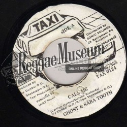 """Ghost & Saba Tooth - Call Me - Taxi 7"""""""