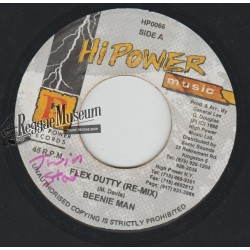 """Beenie Man - Flex Dutty (Remix) - Hi Power 7"""""""