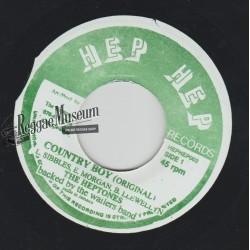 """Heptones - Country Boy - Hep Hep 7"""""""