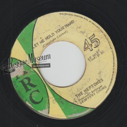 """Heptones - Let Me Hold Your Hand - Arc 7"""""""