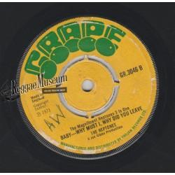 """Heptones - Medley - Grape 7"""""""