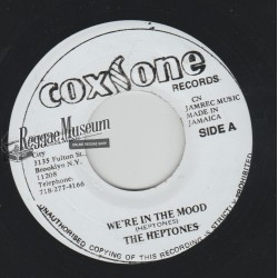 Heptones - Were In The Mood - Coxsone 7""