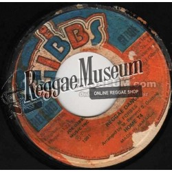 "Home T4 - Reggae Dance - Joe Gibbs 7"""
