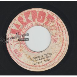 Horace Andy - A Serious Thing - Jackpot 7""