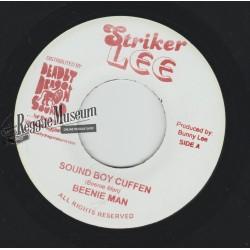 """Beenie Man - Sound Boy Cuffen - Striker Lee 7"""""""