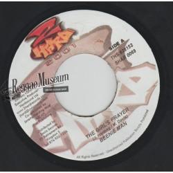 "Beenie Man - The Girls Prayer - 2 Hard 7"""