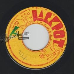 "Jackie Brown - Pressure Of Babylon - Jackpot 7"""