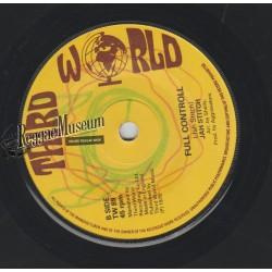 "Jah Stitch - Full Control - Third World 7"""