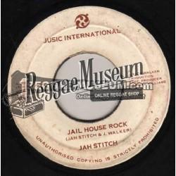 "Jah Stitch - Jail House Rock - Jusic 7"""