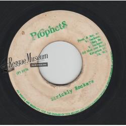 "Jah Stitch - Strickly Rockers - Prophets 7"""