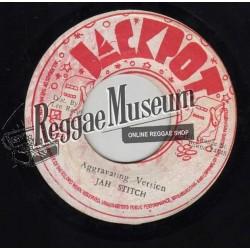 "Jah Stitch & The Aggrovators - Aggrovating Version - Attack 7"""