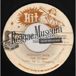 Jah Thomas - Midnight Rock - GG Hit 7""
