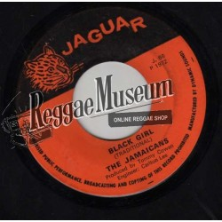 "Jamaicans - Black Girl - Jaguar 7"""