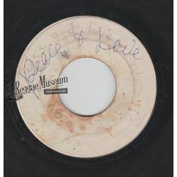 "Jamaicans - Peace And Love - blank (Treasure Isle) 7"""