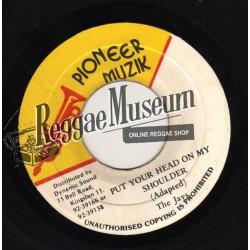 "Jays - Put Your Head On My Should - Pioneer Muzik 7"""