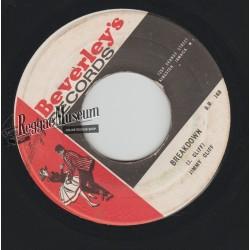 """Jimmy Cliff - Breakdown - Beverleys 7"""""""