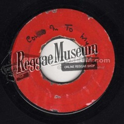 """Jimmy Cliff - Come Into My Life - blank (Beverleys) 7"""""""