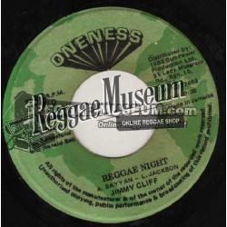"Jimmy Cliff - Reggae Night - Oneness 7"""