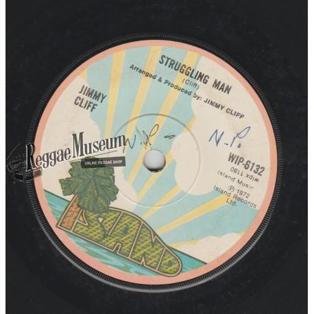 "Jimmy Cliff - Struggling Man - Island 7"""