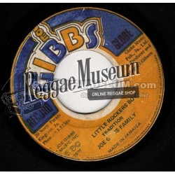 "Joe Gibbs Family - Little Rockers Boy Tradition (medley) - Joe Gibbs 7"""