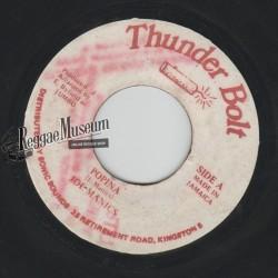 "Joe Mannix - Popina - Thunder Bolt 7"""