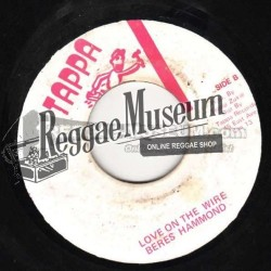 """Beres Hammond - Love On the Wire - Tappa 7"""""""
