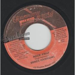 """Beres Hammond - Rock Away - Harmony House 7"""""""