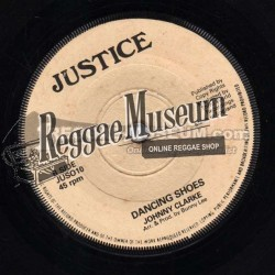 """Johnny Clarke - Dancing Shoes - Justice 7"""""""