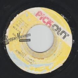 """Johnny Osbourne - Cell Block - Pickout 7"""""""