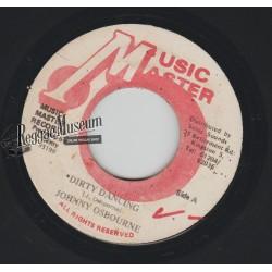 "Johnny Osbourne - Dirty Dancing - Music Master 7"""
