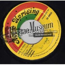"""Johnny Osbourne - Dis Rub A Dub - Rosie Uprising 7"""""""