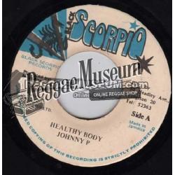 "Johnny P - Healthy Body - Black Scorpio 7"""