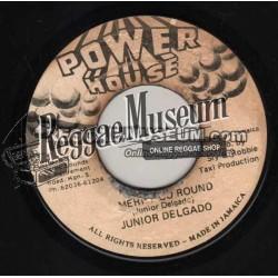 """Junior Delgado - Merry Go Round - Power House 7"""""""