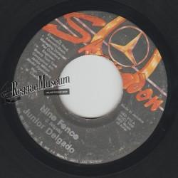 """Junior Delgado - Nine Fence - Skengdon 7"""""""