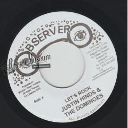 """Justin Hinds - Lets Rock - Observer 7"""""""