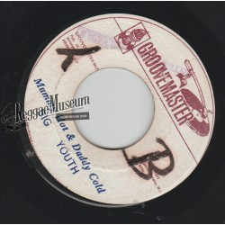 """Big Youth - Mammy Hot & Daddy Cold - Groovemaster 7"""""""