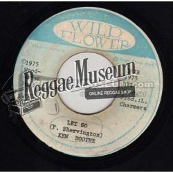 """Ken Boothe - Let Go - Wild Flower 7"""""""