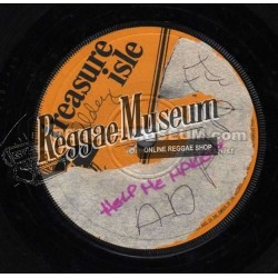Ken Parker - Help Me Make It - Treasure Isle 7""